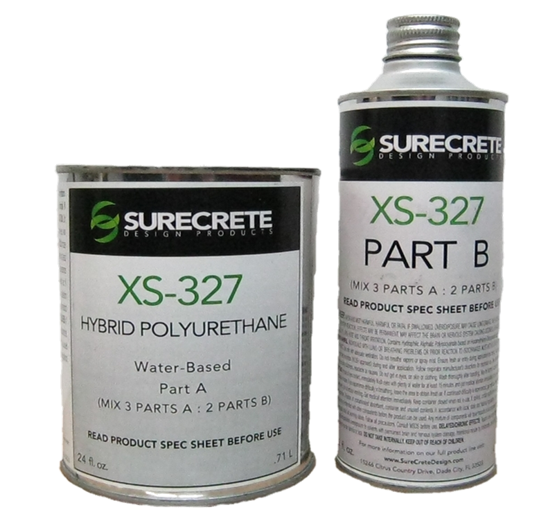 Xs 327 Gloss Hybrid Water Based Polyurethane Countertop